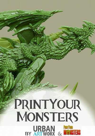 Print Your Monsters