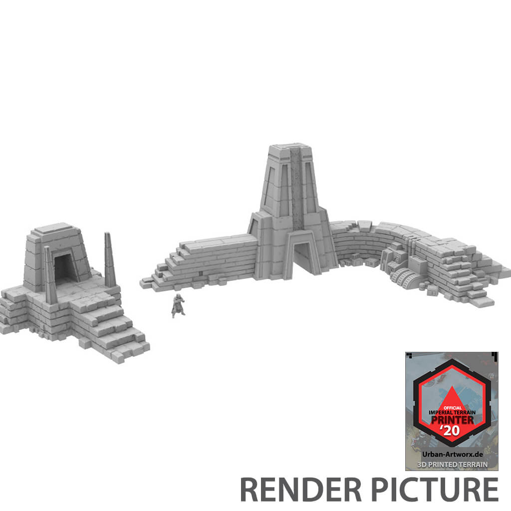 Temple Ruins Bundle