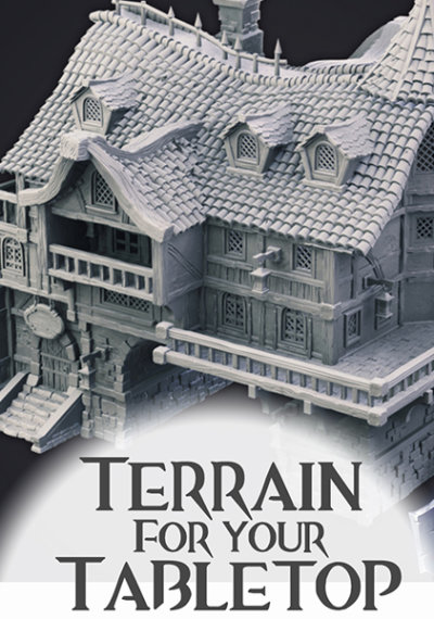 Terrain for your Tabletop