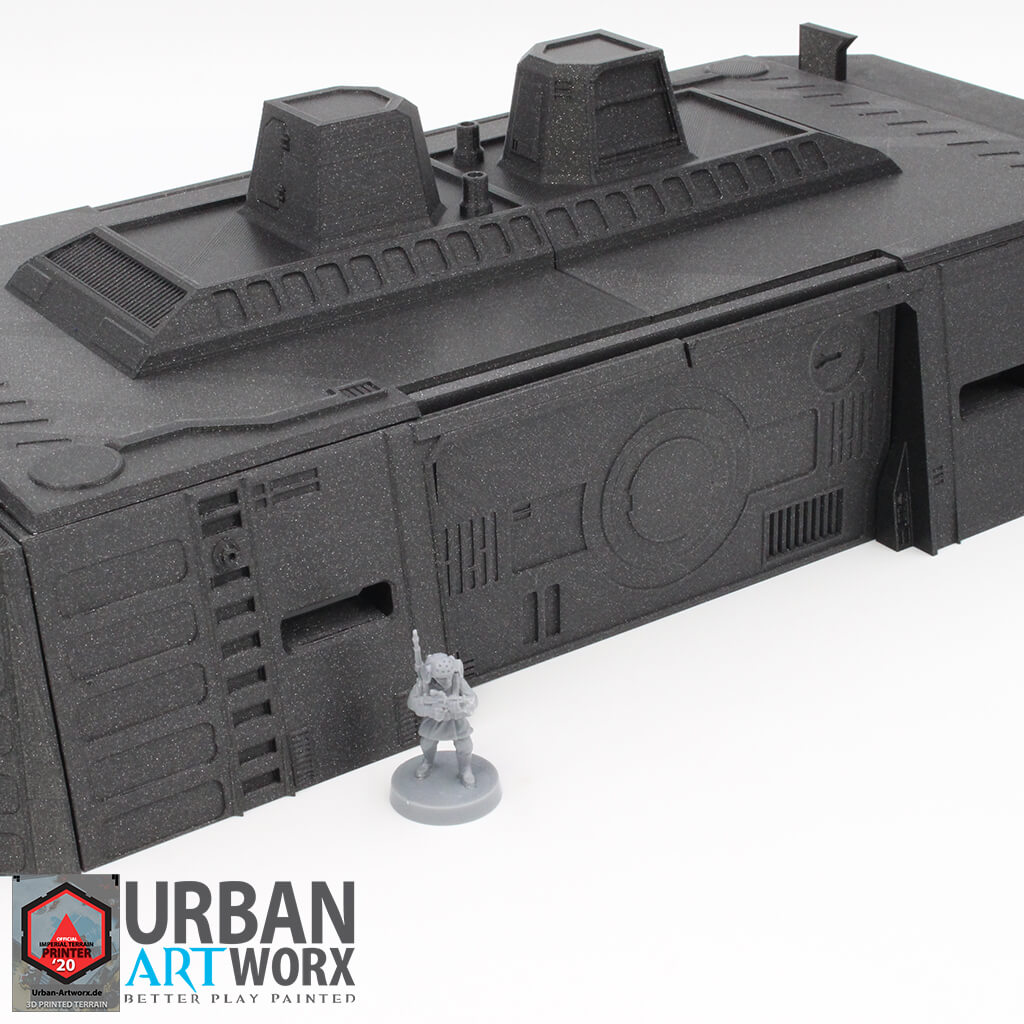 Large Imperial Supply Depot 2