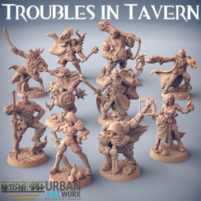 Troubles in Tavern