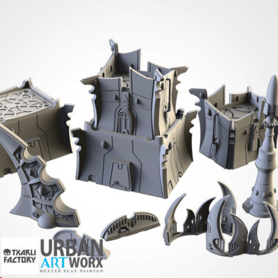 Eldar Buildings