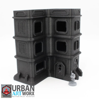 Syllogs Urban Buildiung 4 DoubleStacked a