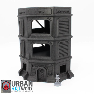 Syllogs Urban Buildiung 5 DoubleStacked a