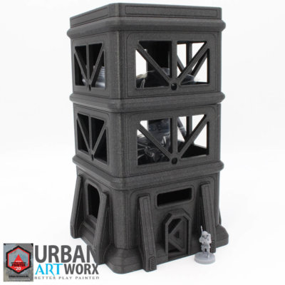 Syllogs Urban Buildiung 6 DoubleStacked a