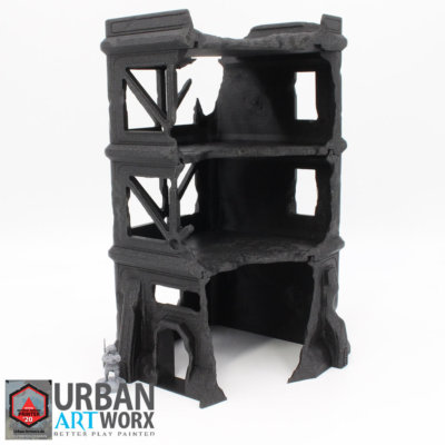 Syllogs Urban Ruin 6 doublestacked a