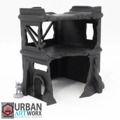 Syllogs Urban Ruin 6 stacked a