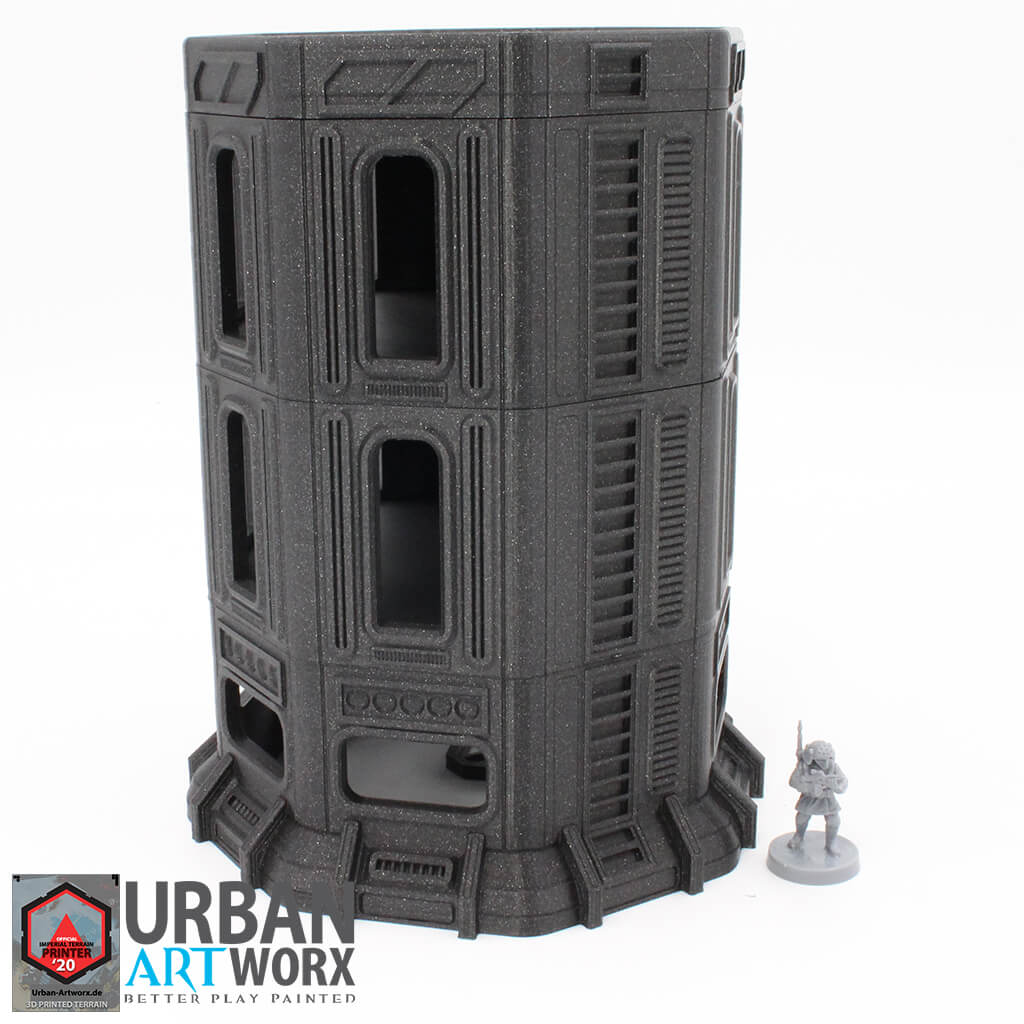 Syllogy's Urban Building 3 Double Stacked b