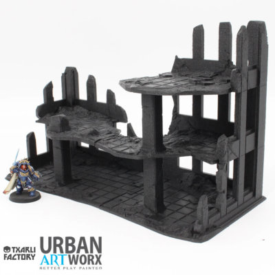 Ruined City Building 2 a
