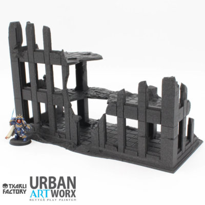 Ruined City Building 2 b