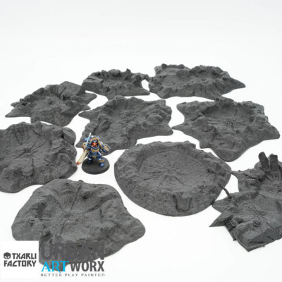 Crater Complete Set