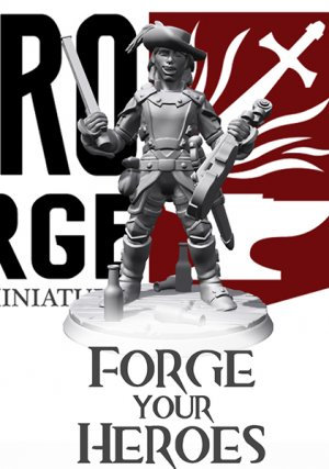 Forge your Heroes